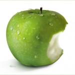 Croquer la pomme… pourrie