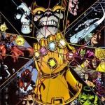 Marvel fait son cinéma : Thanos